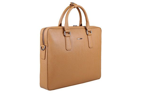 Мужская тканевая сумка через плечо бежевая купить
