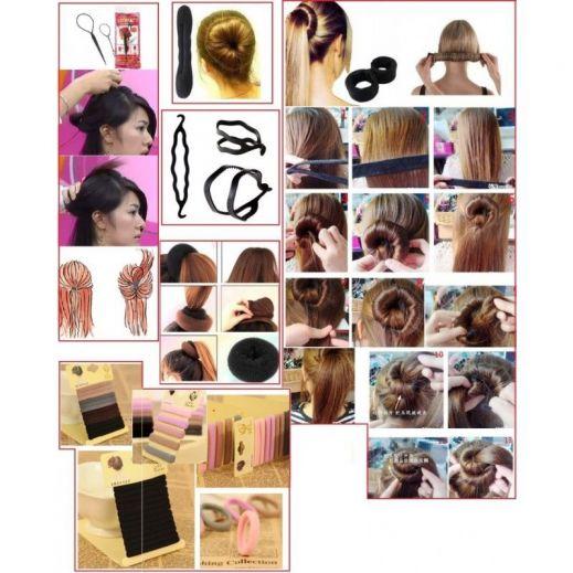 Как сделать причёску с помощью софиста твиста